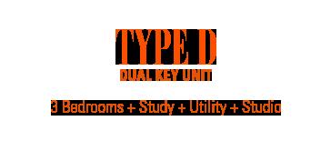 Floor Plan of Type D genKL